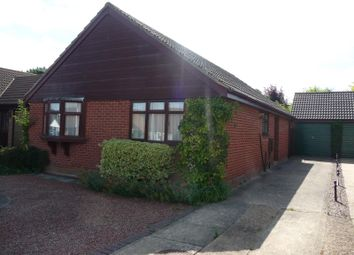 Thumbnail 3 bedroom bungalow to rent in Church View, Harleston