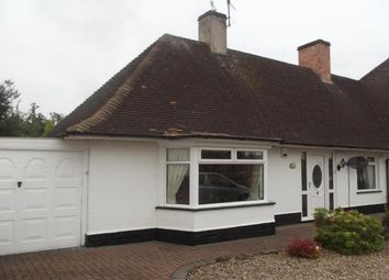 Thumbnail 2 bed semi-detached bungalow to rent in Middleton Boulevard, Wollaton, Nottingham