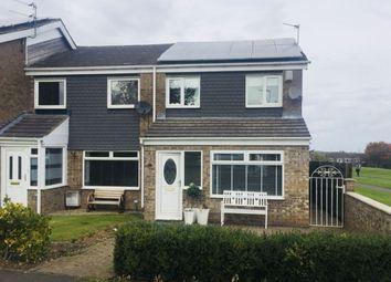 Thumbnail 3 bed terraced house for sale in Filton Close, Cramlington