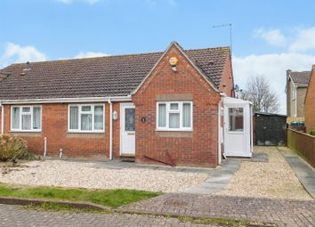 Thumbnail 2 bed semi-detached bungalow for sale in St Edmunds Close, Wainfleet St. Mary, Skegness