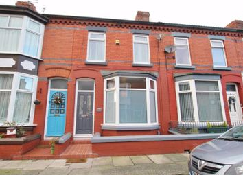 Thumbnail 3 bed terraced house for sale in Mcbride Street, Garston, Liverpool