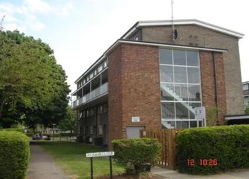 Thumbnail 2 bed flat to rent in Atkins Close, Cambridge