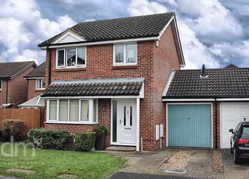 3 bed link-detached house for sale in Cornflower Close, Stanway, Colchester CO3