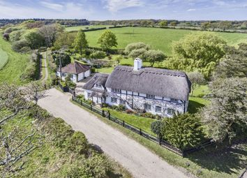 Thumbnail 4 bed cottage for sale in Lyndhurst Road, Beaulieu, Hampshire