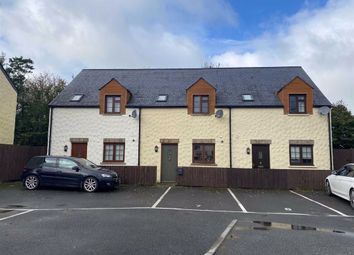 Thumbnail 2 bed terraced house for sale in Glanafon Gardens, Haverfordwest