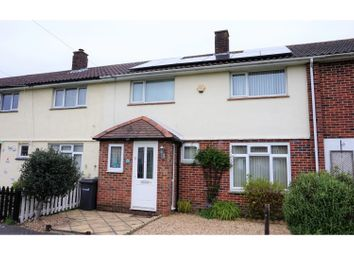 Thumbnail 3 bed terraced house for sale in Charden Road, Gosport