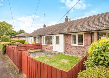 Thumbnail 1 bed terraced bungalow for sale in Dove House Close, Fowlmere, Royston
