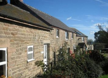 Thumbnail 2 bed terraced house to rent in Potters Hill, Wheatcroft, Matlock