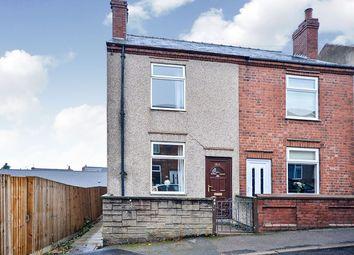 Thumbnail 2 bed semi-detached house for sale in Parkin Street, Alfreton