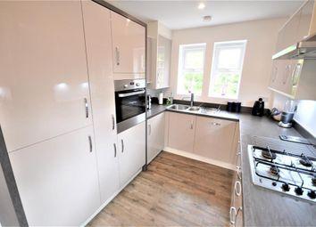 Thumbnail 2 bed flat for sale in Pilgrim Drive, Chorley, Lancashire