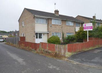 Thumbnail 3 bed semi-detached house for sale in Pennington Way, Fareham