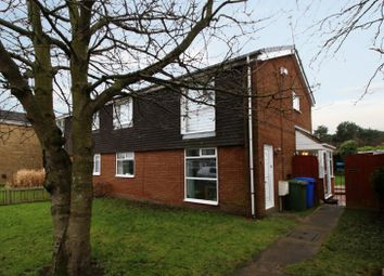 Thumbnail 2 bed flat for sale in Stanton Avenue, Blyth, Northumberland