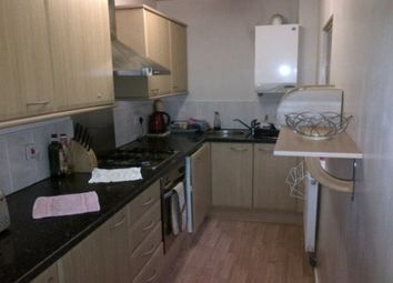 Thumbnail 1 bed flat to rent in Sheffield Street, Burton-On-Trent