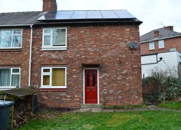 Thumbnail 3 bedroom semi-detached house to rent in Melrosegate, Heworth, York
