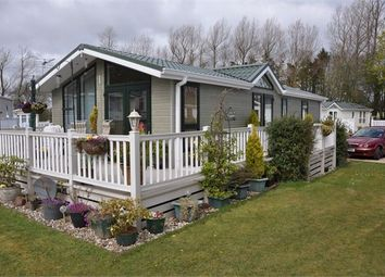 Thumbnail 3 bed mobile/park home for sale in Heathergate Country Park, Lowgate, Hexham, Northumberland.