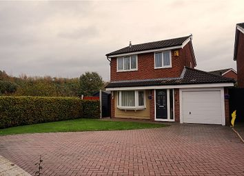 Thumbnail 3 bed detached house for sale in Riverway Close, Preston