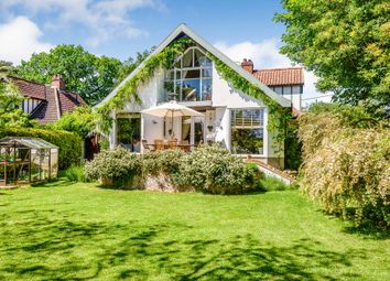 Thumbnail 5 bed detached house for sale in Postwick Lane, Brundall, Norwich