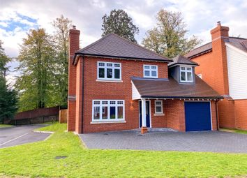4 bed detached house for sale in Queenswood Heights, Sandhurst, Berkshire GU47