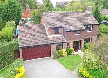 Thumbnail 4 bed detached house for sale in Mayfield, Crawley