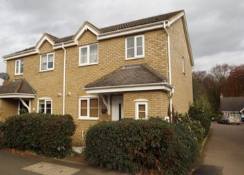 Thumbnail 3 bed semi-detached house for sale in Myers Road, Potton