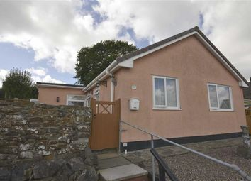 Thumbnail 2 bed detached bungalow for sale in 33, Hill Rise, Kilgetty, Dyfed