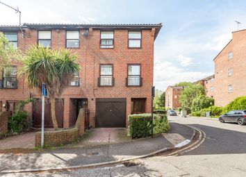 Thumbnail 3 bed end terrace house for sale in Barker Drive, St Pancras