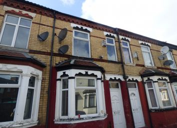 Thumbnail 2 bedroom terraced house to rent in Stovell Road, Moston, Manchester