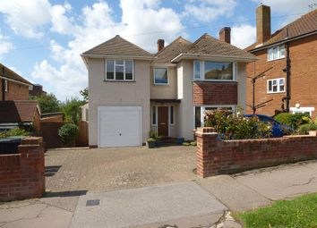 Thumbnail 4 bedroom detached house for sale in New Park Avenue, Bexhill-On-Sea