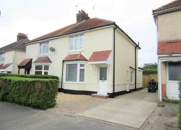 Thumbnail 3 bed semi-detached house for sale in Hatley Road, Southampton