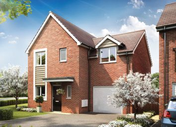 Thumbnail 3 bed detached house for sale in Chester Row, Newton-Le-Willows