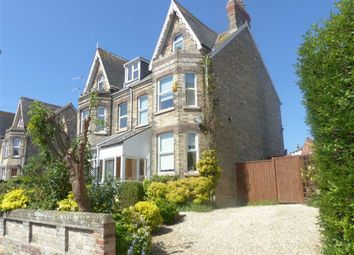 Thumbnail 4 bedroom semi-detached house for sale in Avenue Road, Weymouth, Dorset