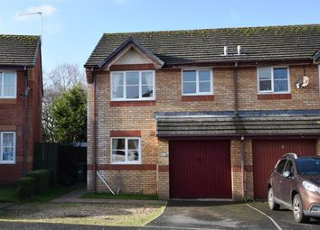 Thumbnail 3 bed semi-detached house for sale in Lower Westlake Road, Roundswell, Barnstaple