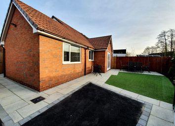 Thumbnail 2 bed bungalow for sale in Rimington Close, Culcheth, Warrington, Cheshire