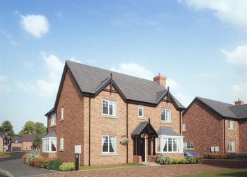 Thumbnail 4 bed detached house for sale in Chetwynd Road, Newport