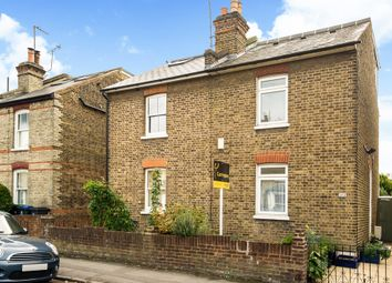 Thumbnail 3 bedroom semi-detached house to rent in Elm Road, Kingston Upon Thames