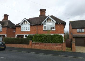 Thumbnail 2 bed semi-detached house to rent in Penyston Road, Maidenhead