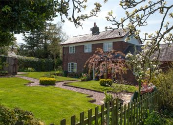 Thumbnail 3 bed detached house to rent in Rostherne, Knutsford, Cheshire