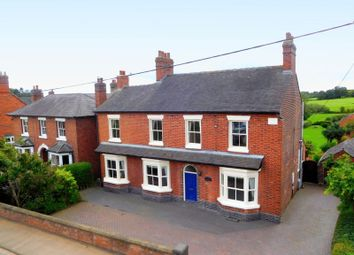 Thumbnail 5 bed detached house for sale in London Road, Woore, Crewe