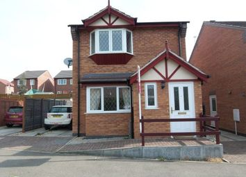 Thumbnail 3 bed detached house to rent in Sunningdale, Grantham