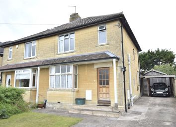 Horsecombe Brow, Bath, Somerset BA2. 3 bed semi-detached house for sale