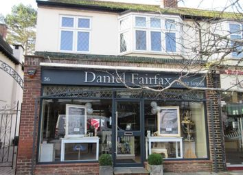 Thumbnail Retail premises to let in 56 Station Approach, West Byfleet, Surrey