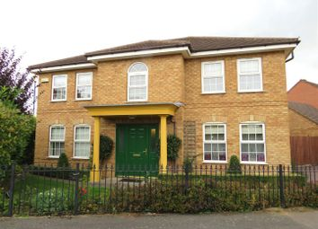Thumbnail 4 bed property to rent in Whimbrel Close, Rugby