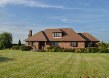 Thumbnail 6 bed detached house for sale in West Hann Lane, Barrow Haven, Barrow-Upon-Humber