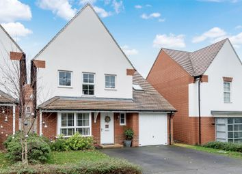 Thumbnail 5 bed detached house for sale in London Road, Wokingham, Berkshire