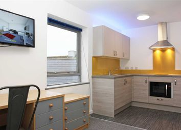 Thumbnail 1 bed flat to rent in Emmanuel House, Studio 15, 179 North Road West, Plymouth