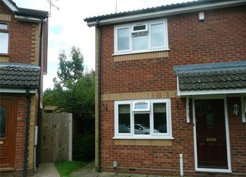 Thumbnail 2 bed semi-detached house to rent in Walkers Way, Bedworth, Warwickshire
