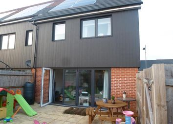 Thumbnail 4 bedroom end terrace house for sale in Tippett Lane, Hurst Green, Oxted, Surrey