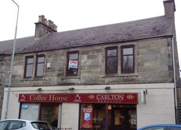 Thumbnail 3 bed flat to rent in Balbirnie Street, Markinch, Fife