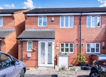 Thumbnail 2 bed end terrace house for sale in Wavers Marston, Marston Green, Birmingham, West Midlands