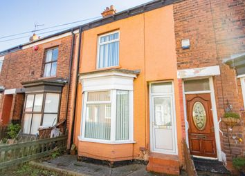 Thumbnail 2 bed terraced house to rent in Holderness Villas, Ceylon Street, Hull